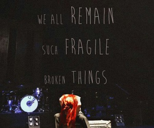 paramore, hayley williams, and Lyrics image