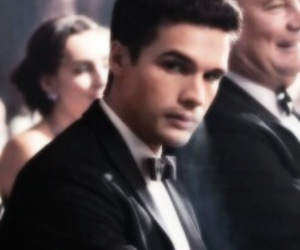 steven strait, hush hush, and patch cipriano image
