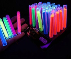 neon and colors image