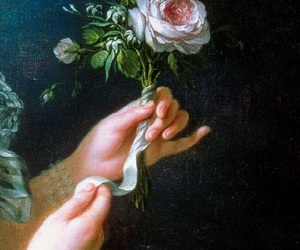 rose, marie antoinette, and art image