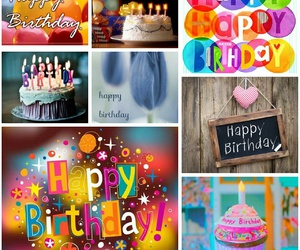 birthday, Collage, and edit image