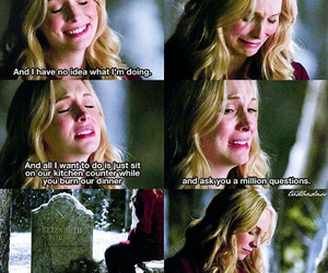 candice accola, caroline forbes, and tvds7 image