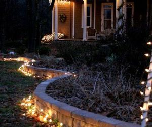 christmas, holidays, and house image