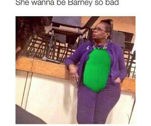 funny, lol, and barney image