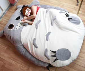 bed, sleep, and Dream image