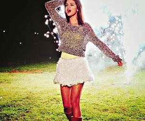 selena gomez, selena, and hit the lights image