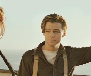 titanic, leonardo dicaprio, and boy image