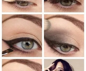 diy, make up, and tutorial image