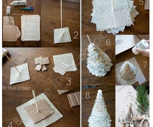 christmas, diy, and tutorial image