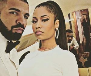 Drake and nicki minaj image
