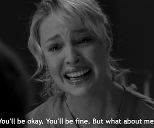 sad, quotes, and grey's anatomy image