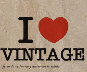 vintage, love, and heart image