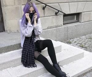 fashion and grunge image