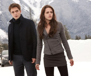 twilight, kristen stewart, and edward cullen image