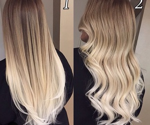 beautiful, blonde, and blonder image
