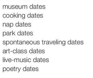 cooking, dates, and museum image