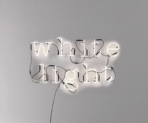 light, white, and tumblr image