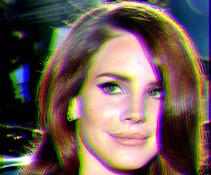 cmyk, crt distortion, and lana image