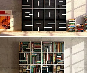 book and bookcase image