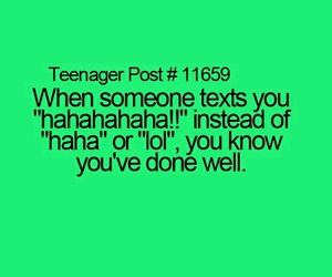 lol, teenager post, and haha image