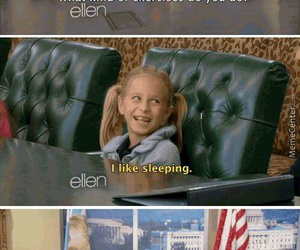 ellen, funny, and exercise image