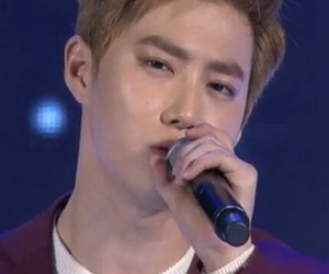 exo, suho, and singforyou image