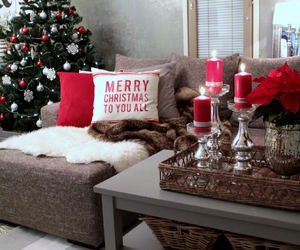 christmas, decor, and home image