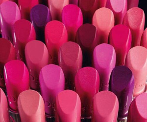 lipstick, pink, and dior image