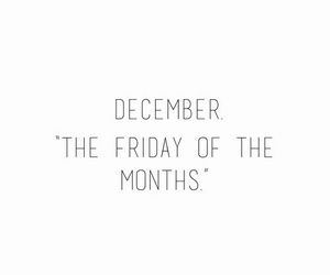 december, friday, and christmas image