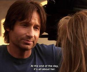 about, all, and david duchovny image