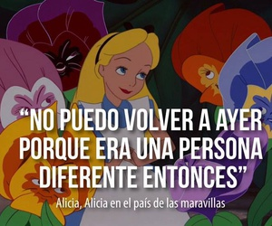 disney, alicia, and frases image