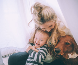 family, cute, and baby image
