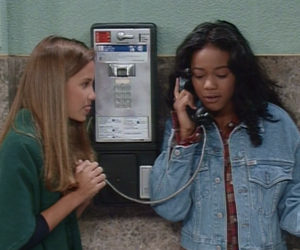ashley banks and 90s image