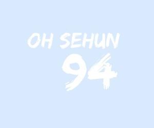 exo, 94, and sehun image