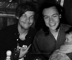 larry, louis, and harry image