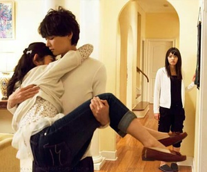 drama, japan, and love image