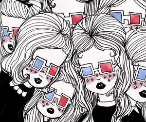 art, valfre, and drawing image