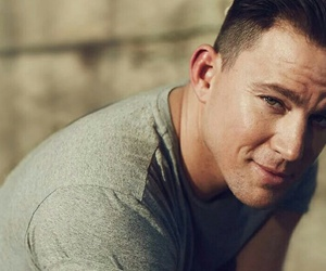 actor, channing tatum, and model image