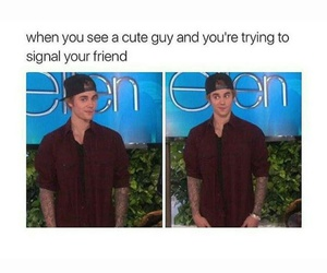 justin bieber, funny, and friends image
