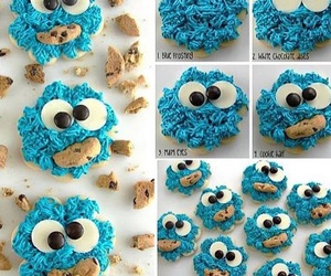 diy and cookie monster image