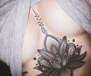 moda, style, and tatto image
