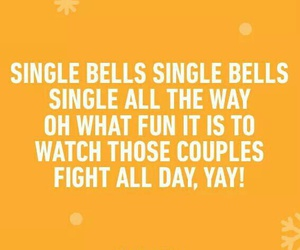 funny, single, and couples image