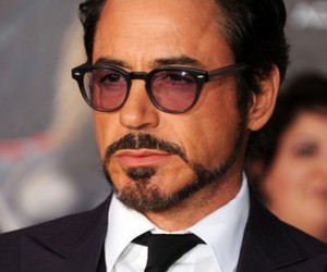 actor, Hot, and iron man image