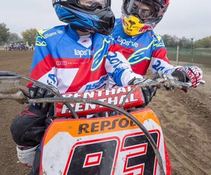 cute boy, motocross, and marc marquez image