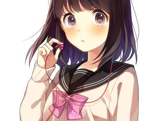 anime, lolita, and music image