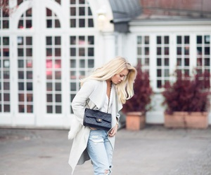 blogger, blonde, and chanel image