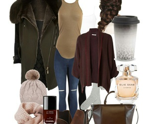 cold, outfit, and Polyvore image
