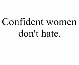 confident, woman, and quotes image