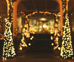 light, beautiful, and christmas image