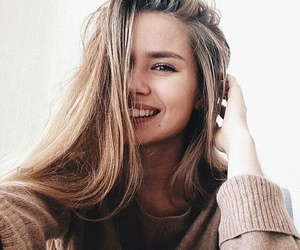 beauty, girl, and style image